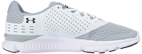 Under Armour UA Micro G Speed Swift 2, Chaussures de Running Compétition Homme White/Overcast Gray