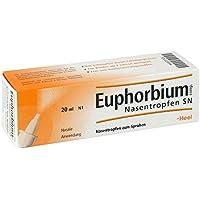 Preisvergleich für Euphorbium compositum Nasentropfen, 20 ml