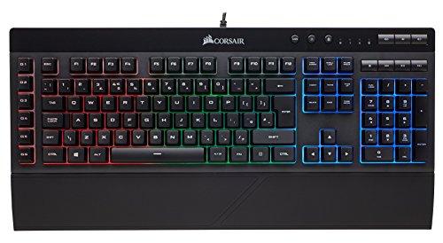 Corsair K55 RGB - Teclado Gaming retroiluminación