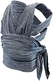 Chicco Boppy Comfy Fit Baby Carrier 0m-1y, Grey