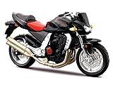 Kawasaki Z1000 Druckguss Modell Motorrad