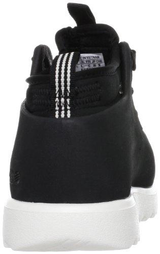 adidas  ADIDAS NEO SENEO SUMMIT, Chaussons montants homme Noir - Schwarz (Schwarz-Weiß)
