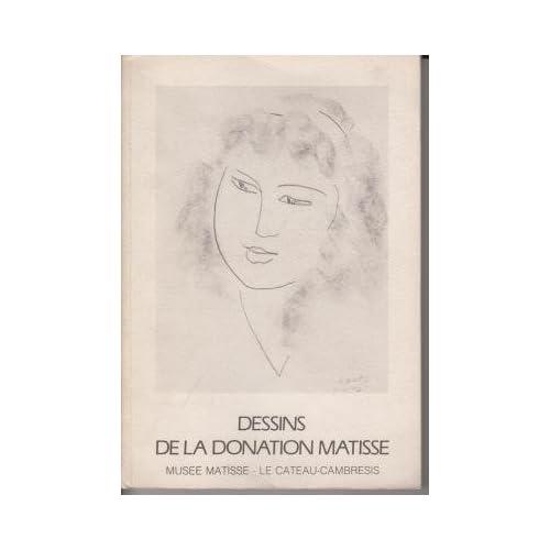 Dessins de la donation Matisse