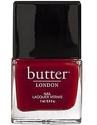 butter LONDON Nagellack, Rottöne, Saucy Jack, 11 ml