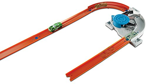 Hot Wheels Workshop Track Builder Turn Kicker Track Extension by Hot Wheels