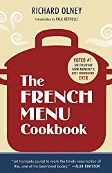 The French Menu Cookbook by Richard Olney (2010-10-28)