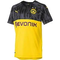 PUMA Jungen Trikot BVB Cup Shirt Replica Jr with Evonik Logo Without Opel Logo