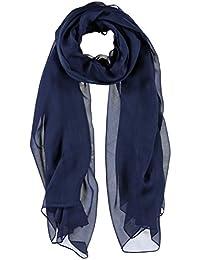Passigatti Women's Scarf Blue Blue