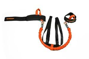 Stroops MMA 50-0062 Cobra Striker Pro Heavy Équipement de résistance boxe/fitness Orange 11 kg