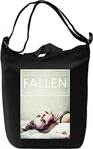 Fallen Angel Leinwand Tagestasche Canvas Day Bag| 100% Premium Cotton Canvas| DTG Printing| (Asse-falle)