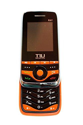 Tru Ray Orange Black