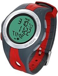 Cresta PM383 Cardiofréquencemètre Noir/Rouge