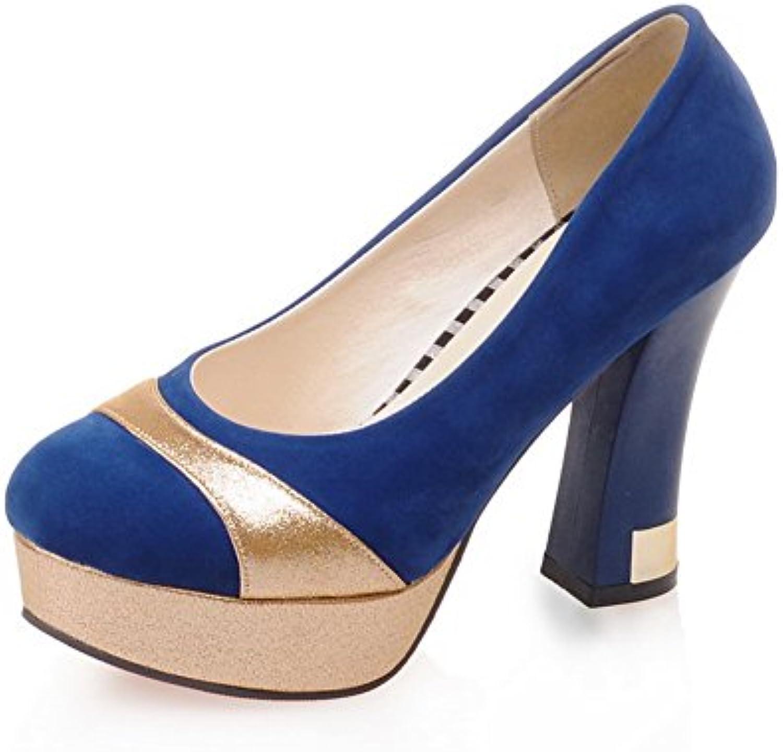 BalaMasa EU, Escarpins pour Femme Bleu, 32.5 EU, BalaMasa APL05688B01J0ING4EParent c20c19