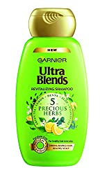 Garnier Ultra Blends 5 Precious Herbs Shampoo, 75ml