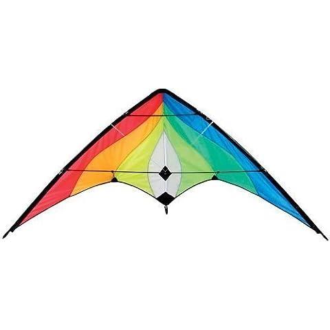 Brisa Delta cometa fibra de vidrio marco velocidad entrenamiento de resistencia cometa 1,6 m