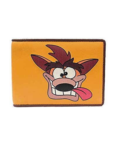 Offiziell Crash Bandicoot Crash Brieftasche