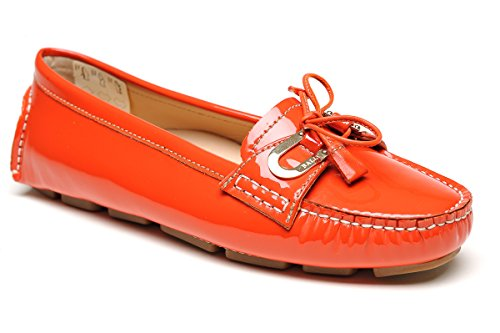 bally-switzerland-damen-schuhe-leder-orange-38