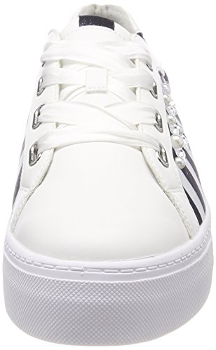 Tamaris 23768, Low Sneakers Azul Marino (peineta Azul Marino)
