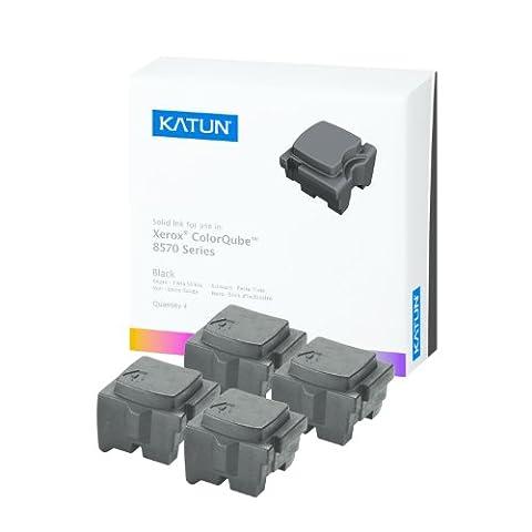 Katun 39402 Encre solide NOIR compatible avec les imprimantes XEROX ColorQube 8570