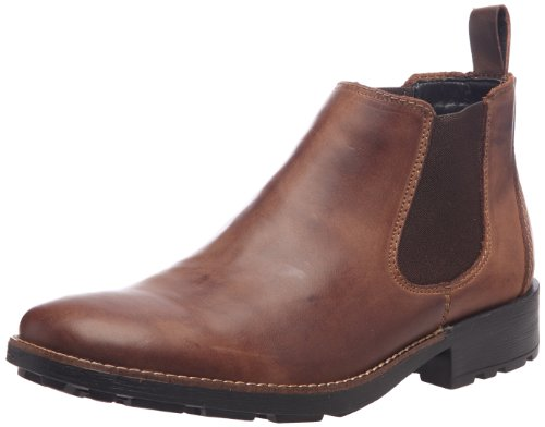 Rieker 36082-25, Men's Chelsea Boots, Brown (Brown), 7.5 UK, 41 EU