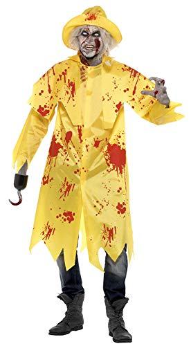 Smiffy's - Disfraz de zombi, talla M (23293M)