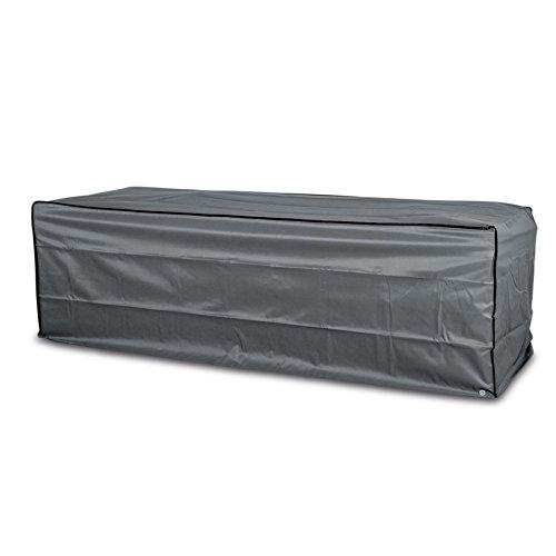 Schutzhülle Abdeckung für Rattan Lounge 3er Sofa ca. 220x80x80 cm
