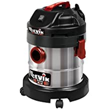 Cevik CE-PRO20X Aspirador sólidos y líquidos, 1250 W, 230 V, Gris