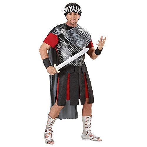 WIDMANN wid89312?Disfraz para adultos emperador romano, multicolor, M