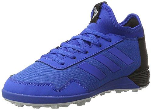 adidas Kinder und Jugendliche Ace Tango 17.2 TF Futsalschuhe, Mehrfarbig (Blue/Blue/Cblack), 32 EU (Herren Rabona Schuhe)