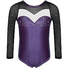 Dance Fairy Molliya Justaucorps Fille de Gymnastique d04374589da