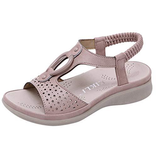 Pingtr - Sandalen für Kinder,Sommer Europa und Amerika Mädchen Sandalen Böhmische Big Boy Strandschuhe (Herren Strampelanzug Amerika)