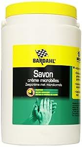 Bardhal 2004434 Savon Crème Microbilles - Parfum Orange