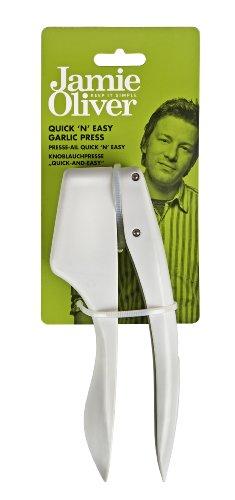 Jamie Oliver Keep It Simple Knoblauchpresse Quick-n-Easy