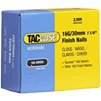 Tacwise 0293 Clavos 16 g/30 mm