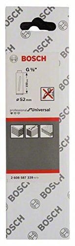 "Bosch Professional Diamant-Bohrkrone trocken G 1/2"" Standard for Universal (Ø 52 mm)"