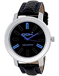 DCH In-93 Black Analogue Wrist Watch For Men And Boys