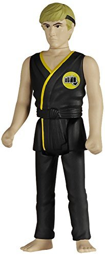 Funko Reaction: The Karate Kid - Johnny Action Figure by