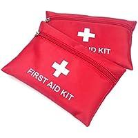 Kit de viaje al aire libre de primeros auxilios portátil hogar del coche kit de primeros auxilios campo de los suministros Kit Médico emergencia por terremoto