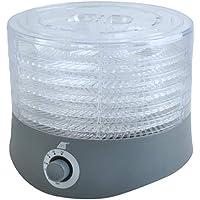 Dörr dispositivo Dörr verduras setas Deshidratador de secado 280W 40–70°C 6niveles 1m cable 6428