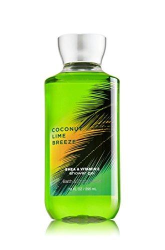 Coconut Bath (Bath Body Works Coconut Lime Breeze 10.0 oz Shower Gel by Bath & Body Works)