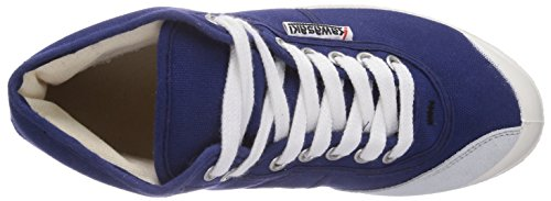 Kawasaki Rainbow Basic, Baskets hautes mixte adulte Bleu - Blau (Navy/90)
