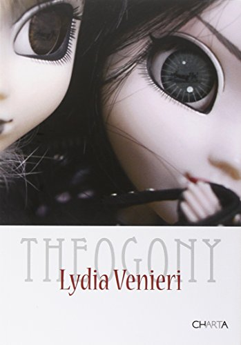 Lydia Venieri. Theogony (Arte contemporanea) por Nadja Argyropoulou