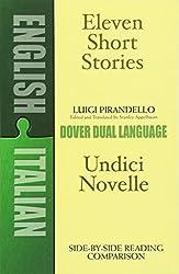 Eleven Short Stories (Dover Dual Language Italian)