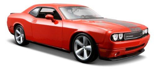 maisto-531280-model-car-dodge-challenger-2008-124-assorted-colours