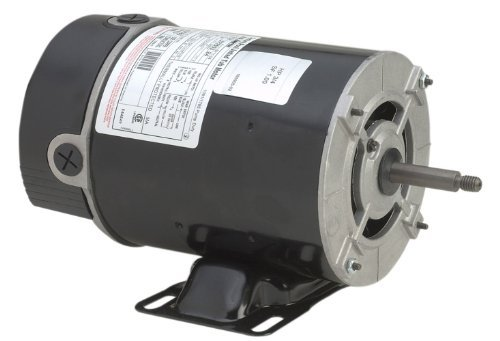 115 Volt Odp-motor (A.O. Smith BN37V1 1 HP-1/8 HP, 115 Volts, 11.0/2.9 Amps, 1 Service Factor, 48Y Frame, Capacitor Start, ODP Enclosure, Rigid Base Pool Motor by A. O. Smith)