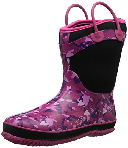 Western Chief Heart Camo Neoprene, Girls