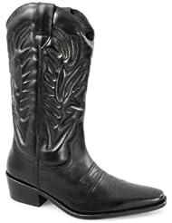 Gringos - Botas de cowboy para hombre