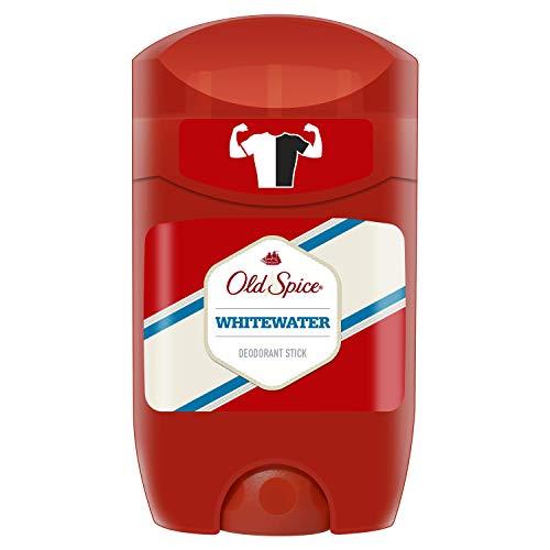 Old Spice Whitewater Desodorante En Barra Hombre