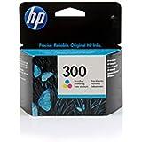 HP 300 Tri-colour Original Ink Cartridge - Non Packaged