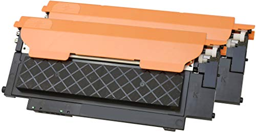 TONER EXPERTE Toner Kit 2 Nero compatibile per Samsung CLT-K404S Xpress SL C430 C430W C480 C480FN C480FW C480W (1500 pagine)
